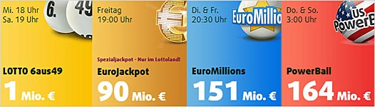bester online lottoanbieter