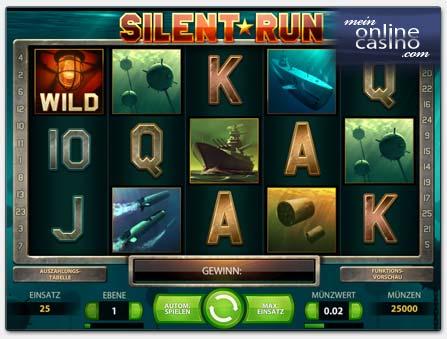 Silent Run Slot - Jetzt Kostenlos Online Spielen